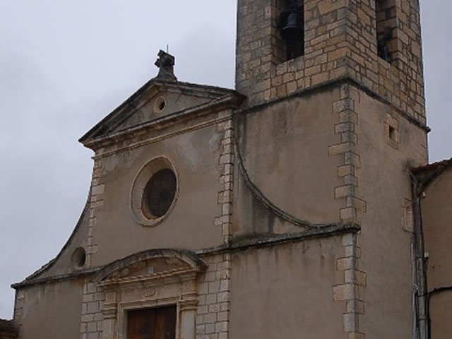 Parròquia Sant Salvador Avinyonet del Penedès