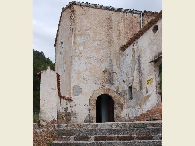 Parròquia de Sant Pere Sant Felix Font-Rubí