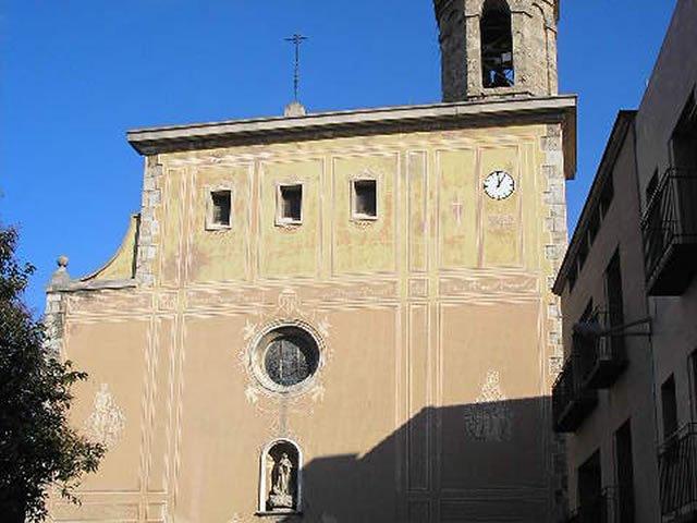 Parròquia Santa Maria Capellades