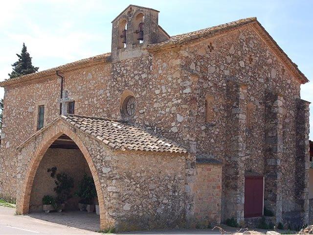 Parròquia de Santa Maria de Foix El Terme