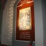 Capella dels màrtis catedral