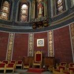 Càtedra Catedral Sant Llorenç Sant Feliu a